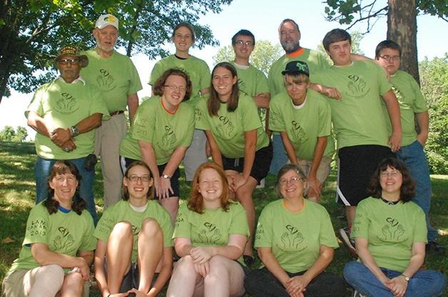 Kehe's team of volunteer missionaries