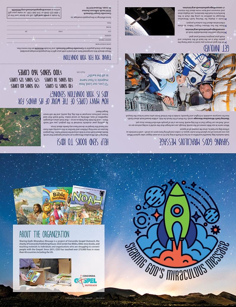 Mission Brochure